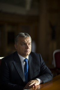 Victor Orban, Prime Minister of Hungary :'All the terrorists are migrants' and more wisdom in interview