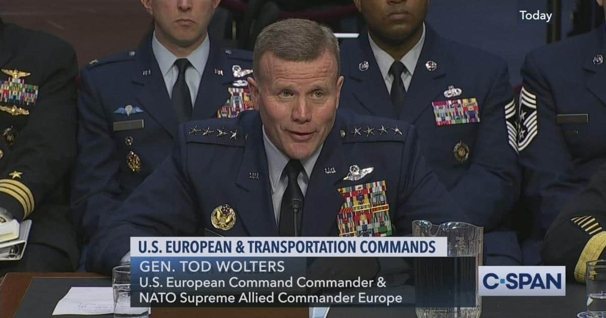 NATO topcommander Wolters in favour of 'Flexible 1st Nuclear Strike: Europe taken hostage as nuclear wasteland
